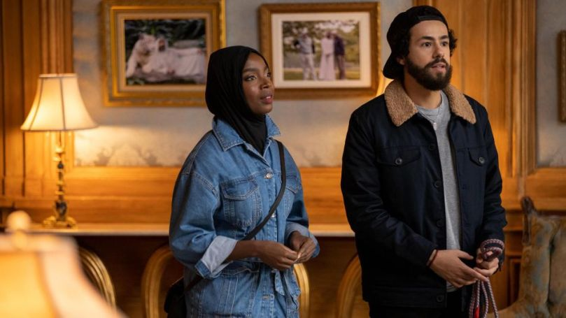 Zainab (MaameYaa Boafo) and Ramy (Ramy Youssef) visit an eccentric Sheikh who likes to assert dominance.