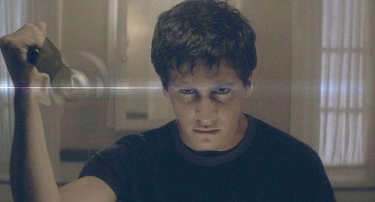 Jake Gyllenhaal plays a disturbed teenager in 'Donnie Darko.'
