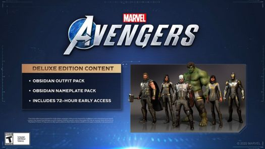 There's still time to preorder 'Marvel's Avengers' (and get these exclusive bonuses)