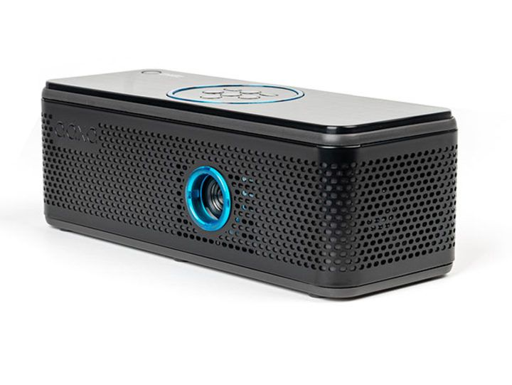 Transform your movie nights with this projector and speaker system for under $150