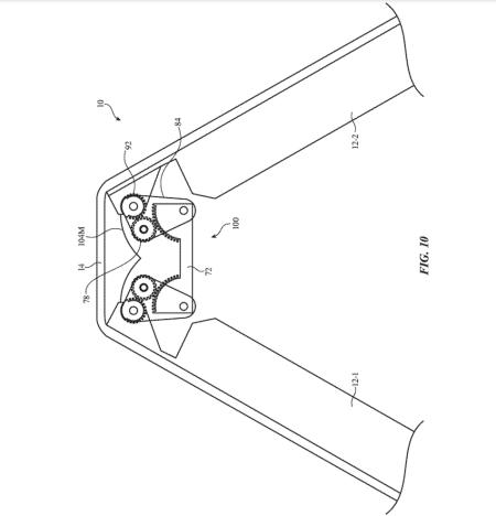 Apple, yakın tarihli bir patentte görüldüğü gibi kesinlikle çift ekranlı bir telefon düşünüyor.