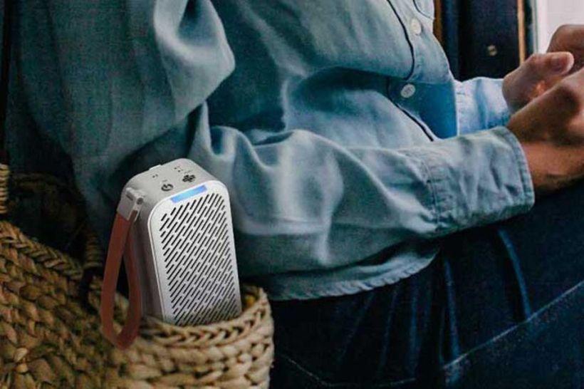 ¡Nunca salgas de casa sin tu purificador de aire personalizado!