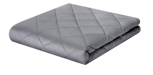 A weighted blanket might help your pandemic anxiety
