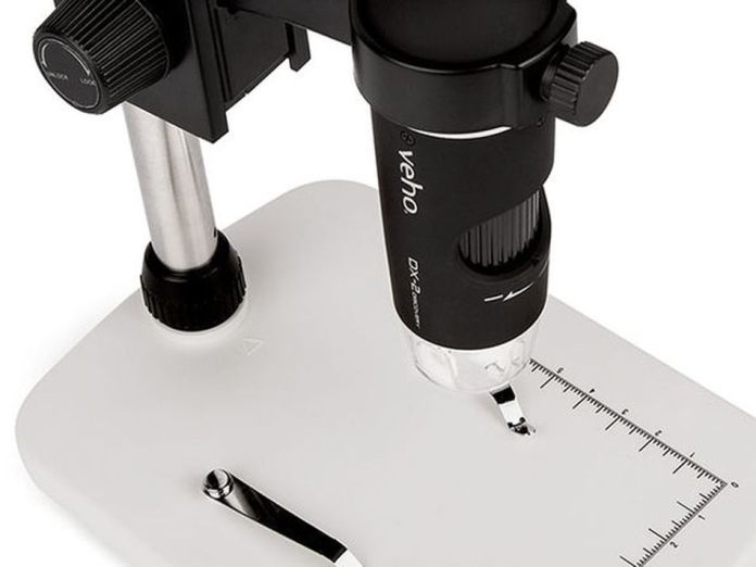 Today in surprisingly useful objects: A little digital microscope
