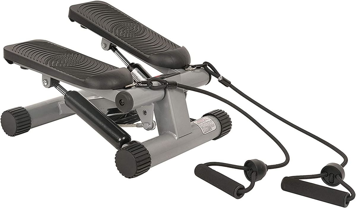 Apartment dwellers can have a home gym with this mini stepper machine