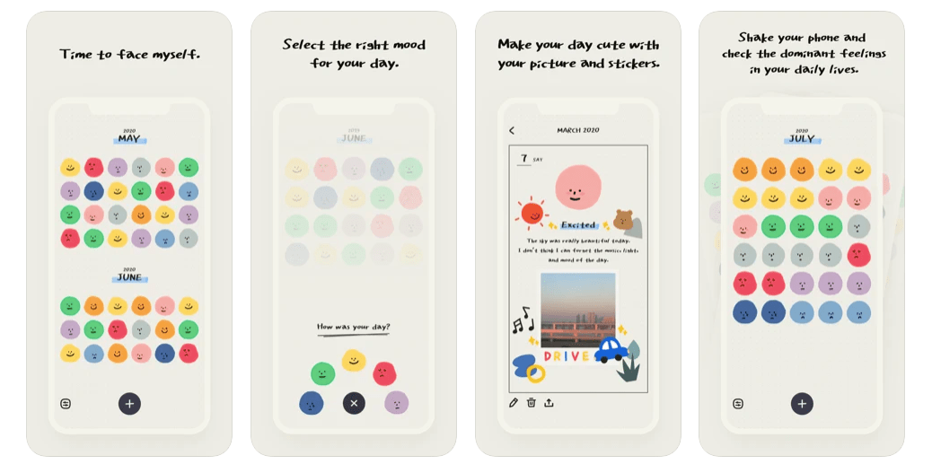 mooda app review