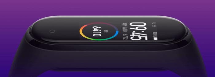 Xiaomi Mi Smart Band 5's display is small but it's pretty great.