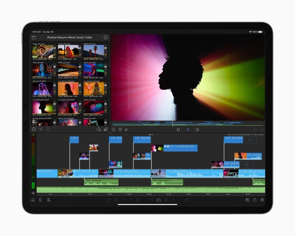 Apple's 2021 iPad Pro packs its M1 chip, 5G, and mini-LEDs ...