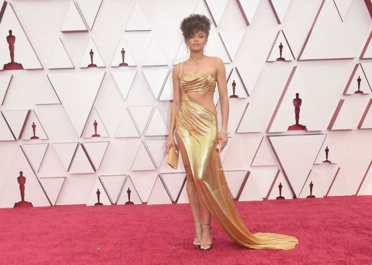 THE OSCARS® - The 93rd Oscars will be held on Sunday, April 25, 2021, at Union Station Los Angeles and the Dolby® Theatre at Hollywood & Highland Center® in Hollywood, and international locations via satellite.