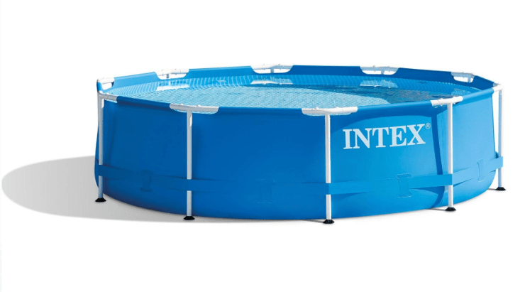 Grab an above-ground pool on sale now before they're sold out all summer