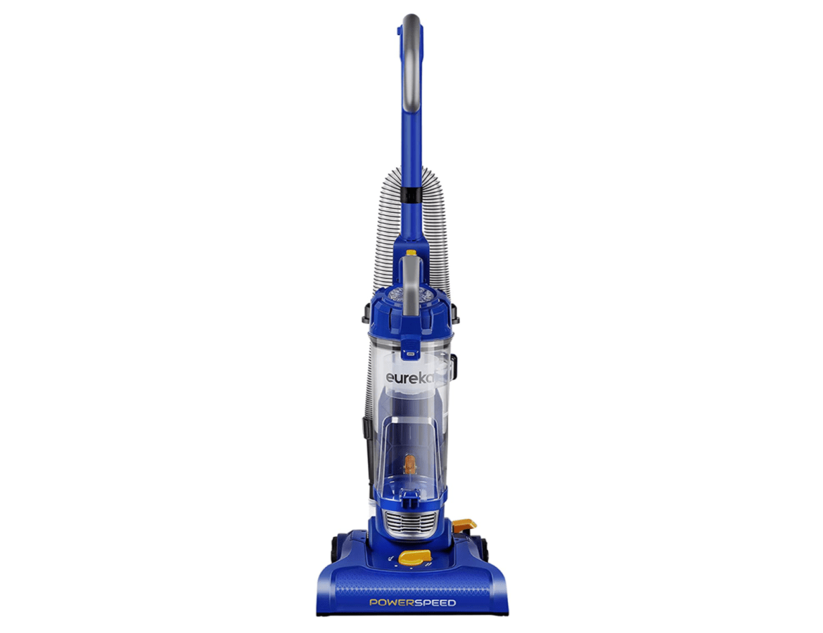 Amazon has these Eureka vacuums on sale at record-low prices, but not for long