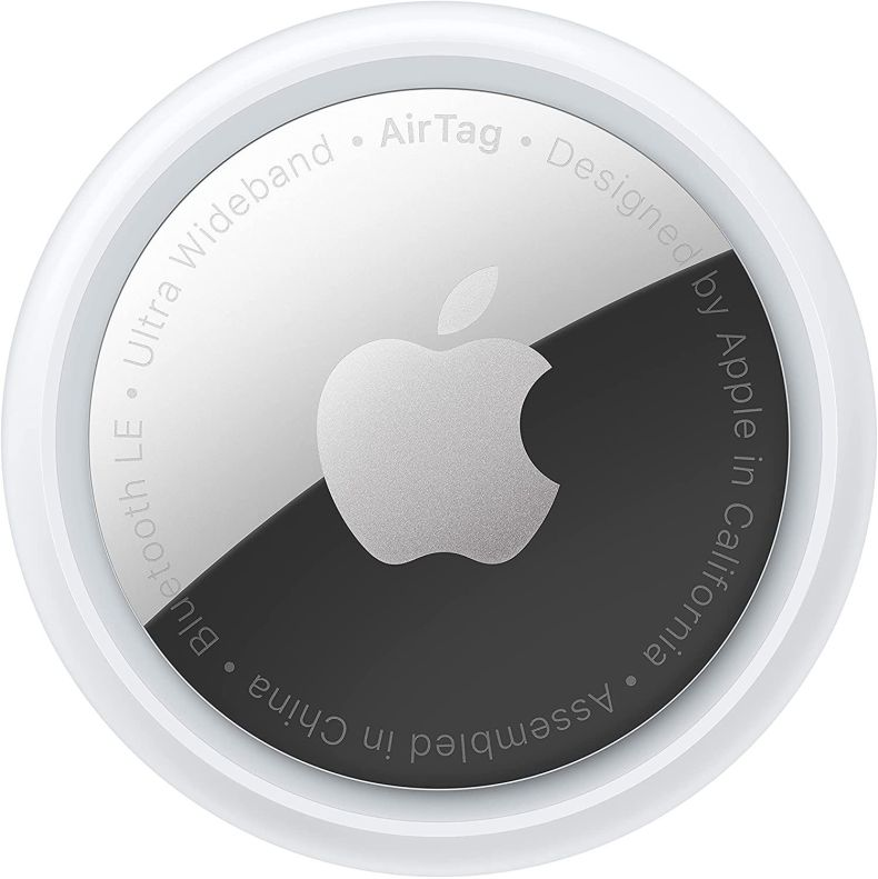 Apple's all-new AirTag tracker just went on sale for the first time ever