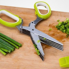 Geeky Kitchen Gadgets Remodeling Philadelphia 10 That Can Make Cooking Easier And More Fun With Herbs Is Way When You Have These Multi Blade Scissors