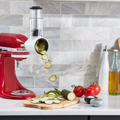 Kitchen Aid Attachments Designers Miami Kitchenaid Mixer Can Replace Almost Any Appliance It S So Much More Than A