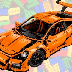 Porsche 911 Engine Diagram Of Parts 1994 Harley Davidson Softail Wiring Lego S Crazy Detailed Gt3 Rs Has Moving Getty Mashable Composite