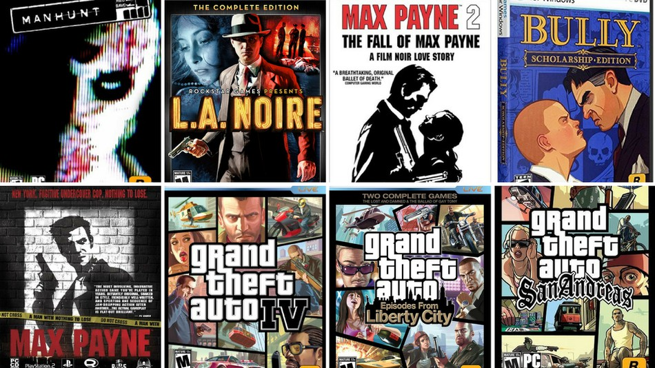 Humble Bundle And Rockstar Games Running Great Gaming Deal