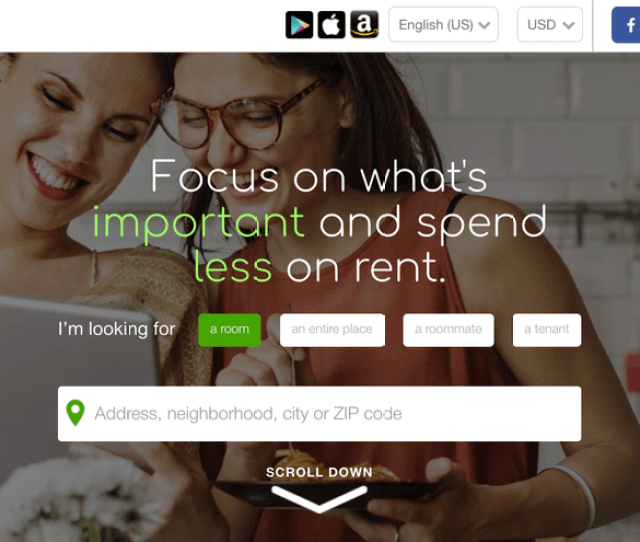 Roomster Is A Home Sharing Website That Was Founded In 2003 With A Simple Mission