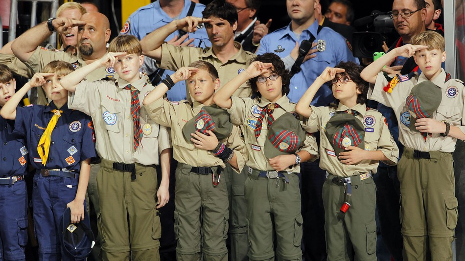 Some Suggestions For New Boy Scout Badges Now That Girls