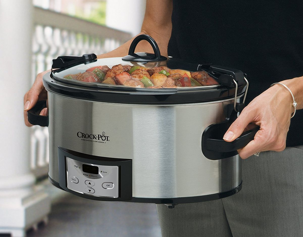 kitchen crock greenhouse windows for best slow cookers 2018 pot instant hamilton beach cook carry cooker newbies