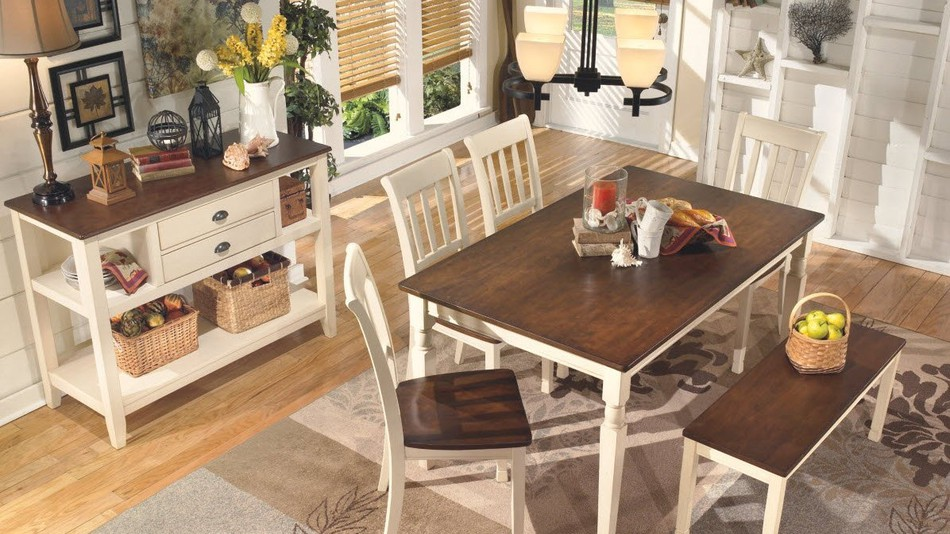 amazon kitchen table movable island ashley furniture on sale at and prime members get free shipping give your or dining room the upgrade it s been waiting