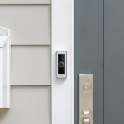 Ring Doorbell For Sale 1995 Gmc Jimmy Radio Wiring Diagram The Video Pro Bundle Is On 70 Off At Best Buy Rest Easy Knowing Your Home Safer With System