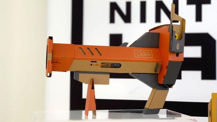 Nintendo Labo VR Kit Toy-Con Blaster