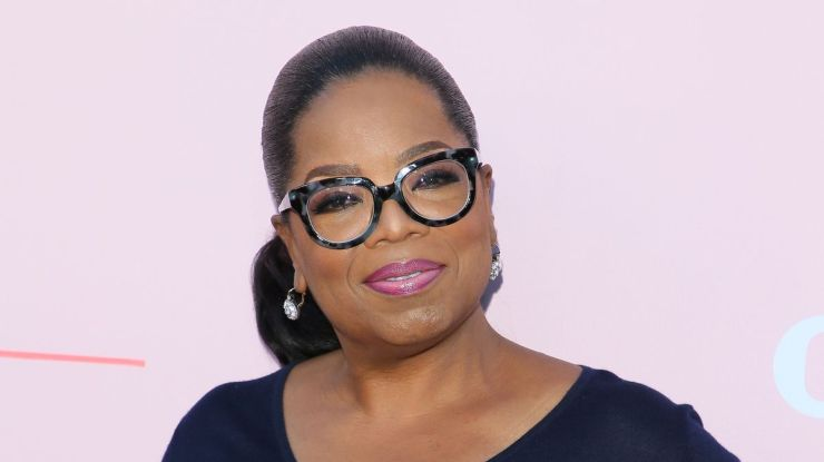 Oprah is reportedly working on something for Apple.