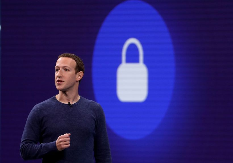 A majority of Americans don't trust Facebook, according to a recent poll.