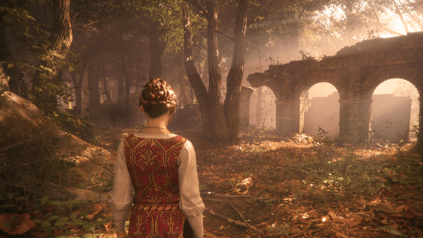 """I needed more time with what made the beauty of """"Plague Tale"""". to be able to miss it later."""