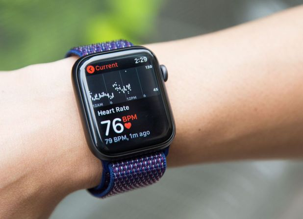iPhone: The Apple Watch has becoming a more health-focused device every year.