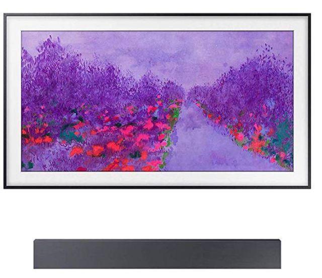 Bundle a soundbar with Samsung's 'The Frame' 4K TV and save $1,000