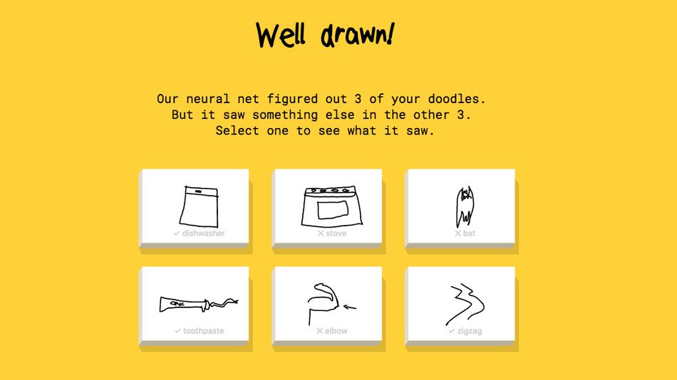 google quick draw is