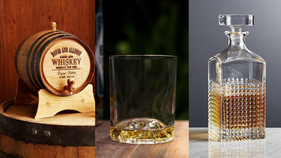 19 whiskey gifts for