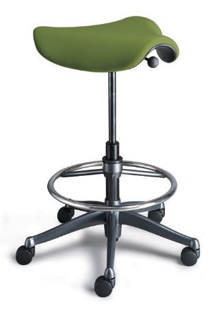 office chair alternatives steel casters take a seat 5 1 saddle seats