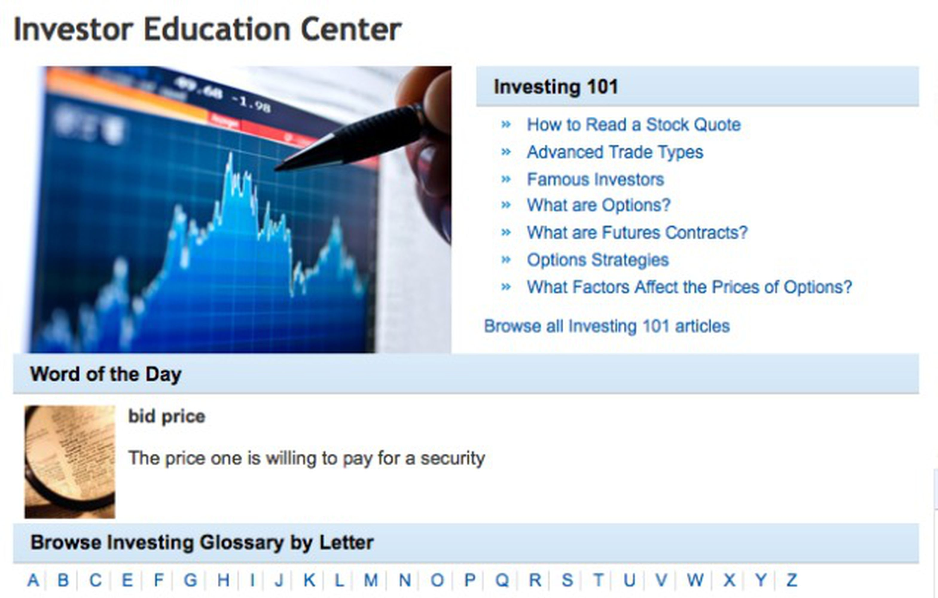 Securities Trader Cover Letter 5 Great Games For Learning Stock Market Strategy