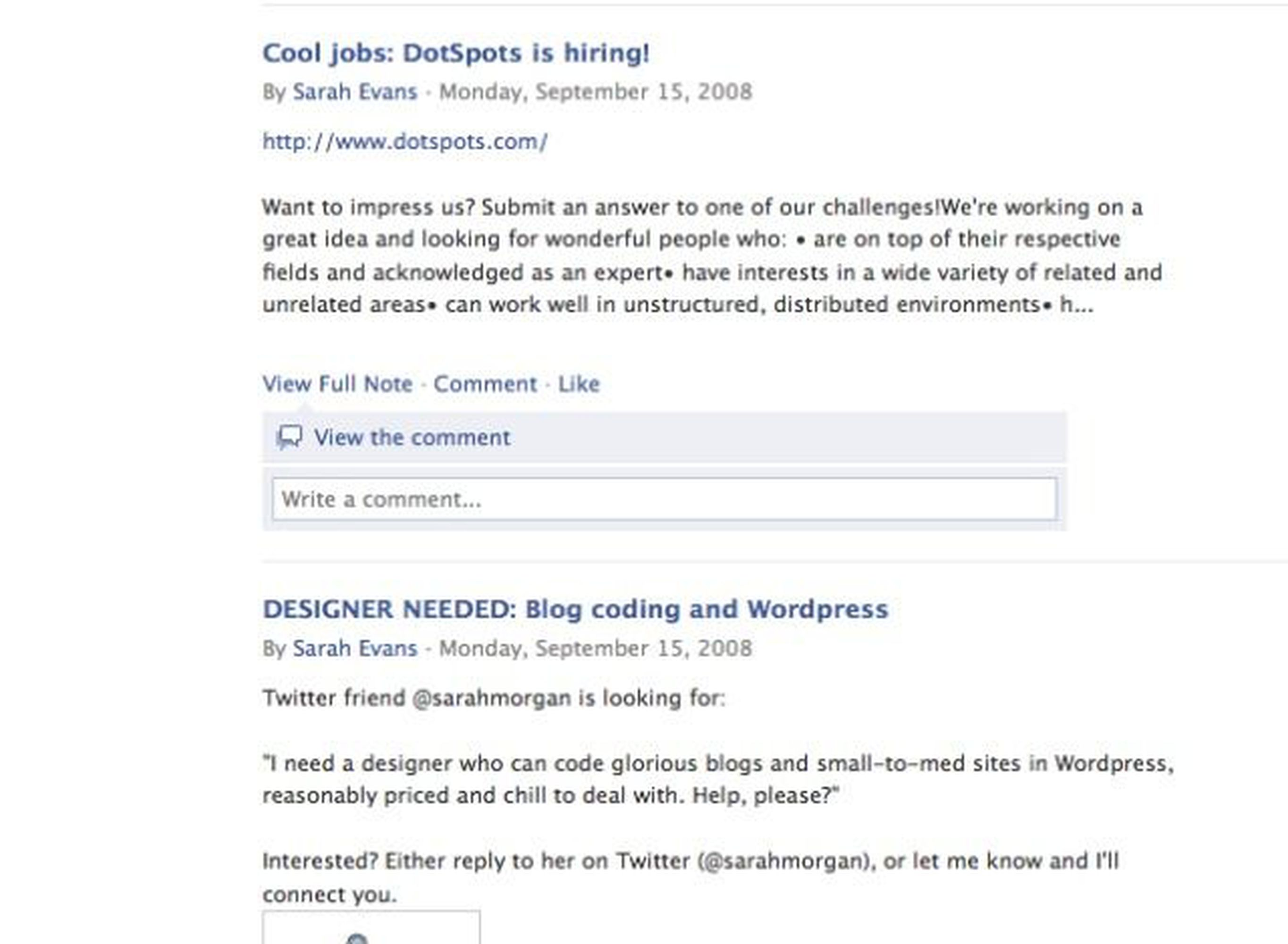Wardrobe Assistant Cover Letter How To Score A Job Through Facebook