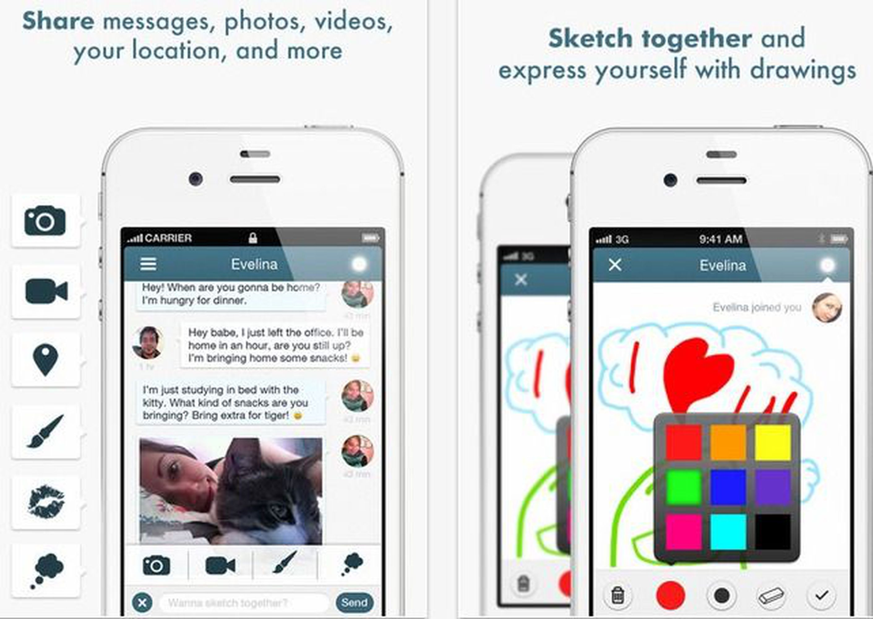 In a Long Distance Relationship? This App Is for You