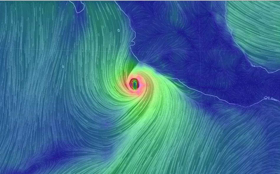 hurricane patricia strongest hurricane