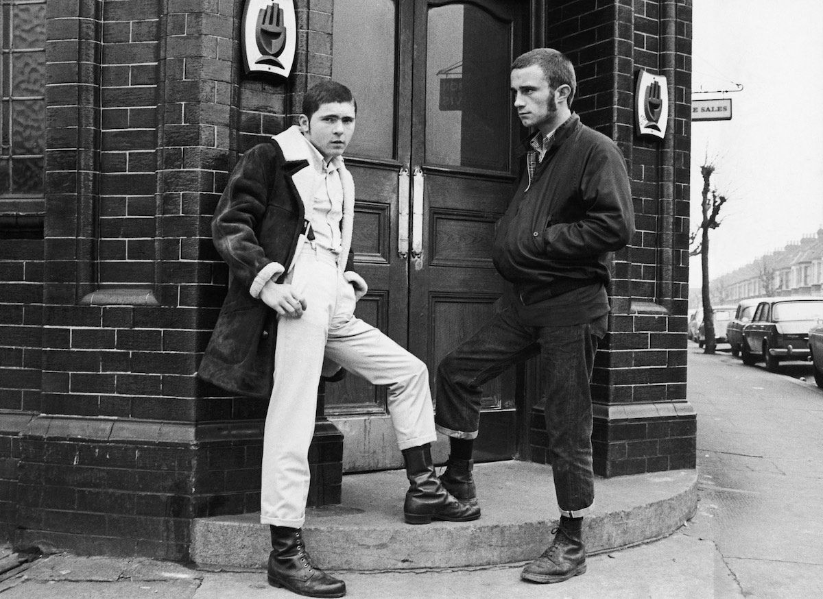 British Skinheads Portraits Of Controversial Subculture