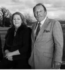 Vikki BRuce & Charles Maclean