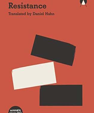 Resistance by Julian Fuks, translated by Daniel Hahn