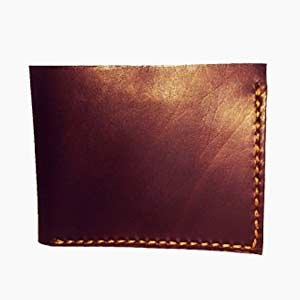 Cartera billetera de cuero