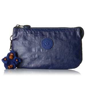 Monedero Kipling azul