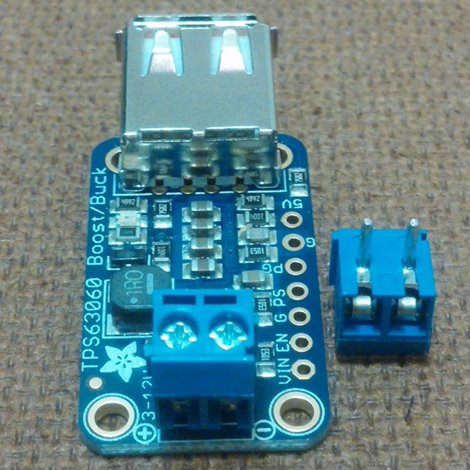 Ultra Wide Input 500ma Switching Regulator