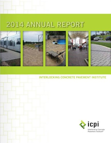 ICPI annual report 2014 front cover