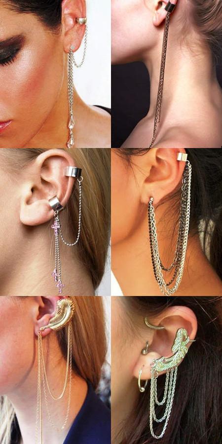 Tipuri de piercing-uri pentru ureche