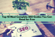10 Most Complete SEO Guides You Can Read For Free