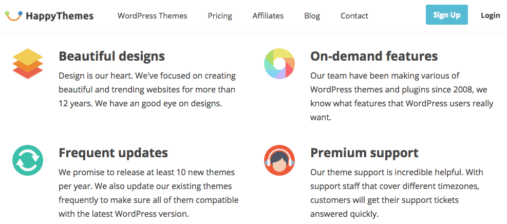 HappyThemes – 10% Off Discount Code