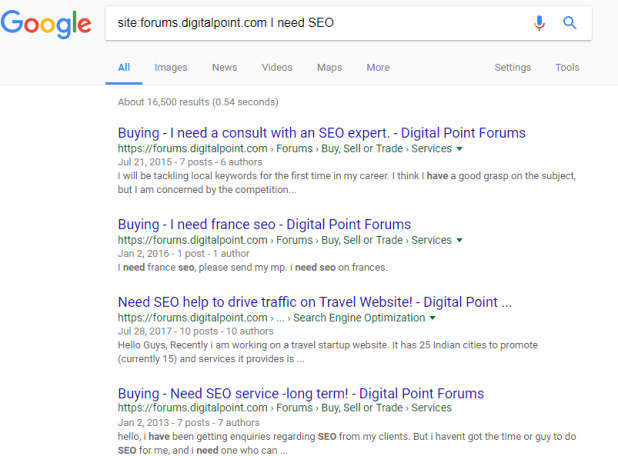 Find SEO Clients