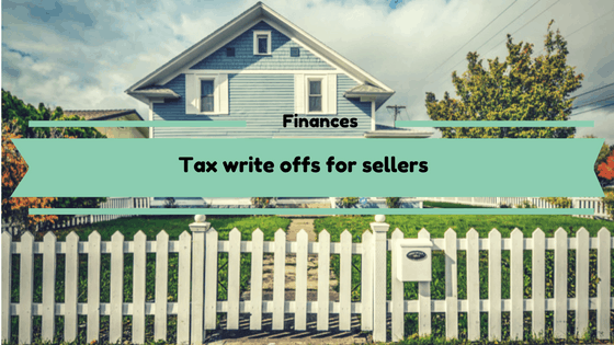 Tax write-offs for sellers